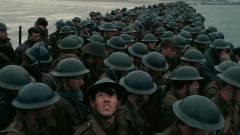 Dunkirk poszter - mert háttal állni még mindig drámai kép