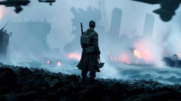 A hideg is végigfutott a hátunkon a Dunkirk új trailerétől bevezetőkép