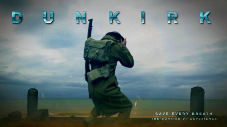 Egyenesen a háború poklába visz minket a Dunkirk VR élmény bevezetőkép