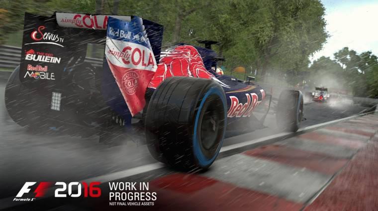F1 2016 bejelentés - minden eddiginél izgalmasabb versenyre számítunk bevezetőkép