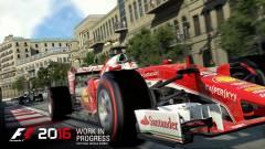 F1 2016 - íme a legújabb trailer kép