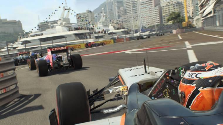 F1 2016 - PS4 Pro frissítést kaphat bevezetőkép