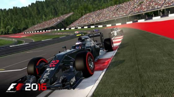 F1 2016 infódoboz