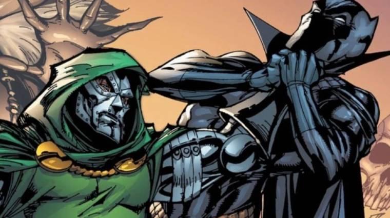 Tényleg Doctor Doom lehet a Fekete Párduc 2 főgonosza? bevezetőkép