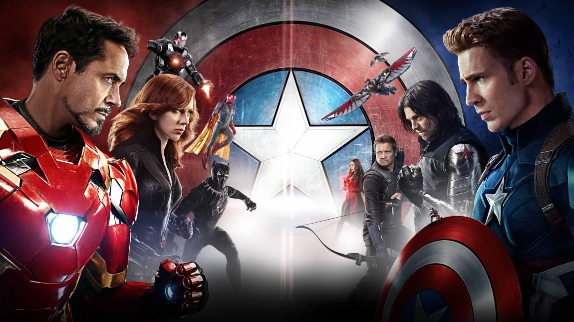 GameStar Filmajánló - Amerika Kapitány: Polgárháború bevezetőkép