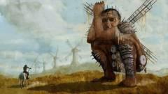 Végre elkezdődött a The Man Who Killed Don Quixote forgatása! kép