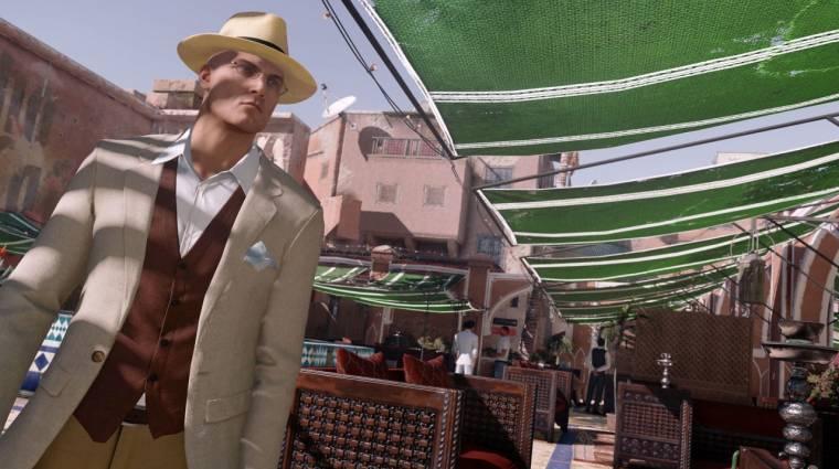Hitman - ideiglenesen ingyenes Marrakesh, gyorsan töltsétek! bevezetőkép