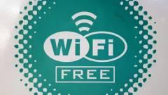 Ingyenes wifi Óbudán kép