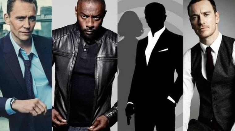 Ki lesz a következő James Bond? kép