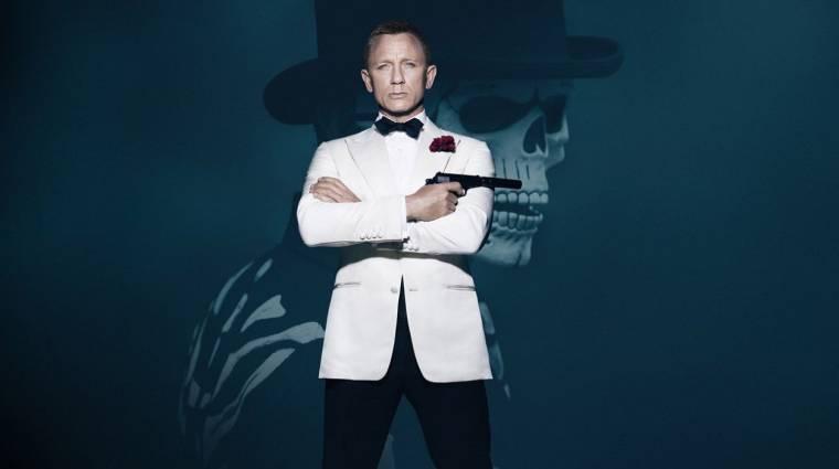 Daniel Craig nyitott arra, hogy visszatérjen James Bondként kép