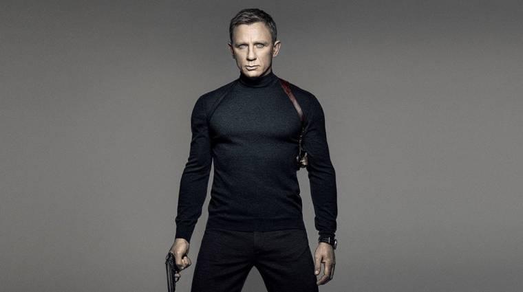 Hivatalos: Daniel Craig marad James Bond kép