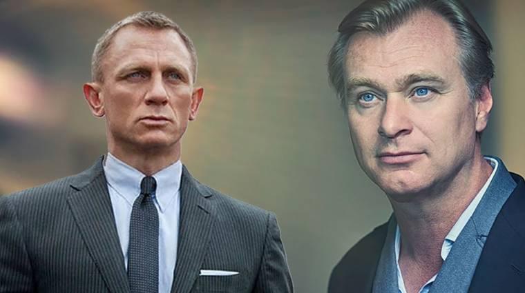 Nem Christopher Nolan fogja rendezni az új James Bond filmet kép