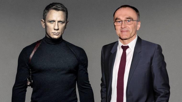 HIVATALOS: Danny Boyle rendezi a Bond 25-öt kép