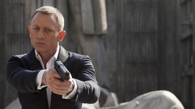 Daniel Craig sérülése miatt szünetel a Bond 25 forgatása kép