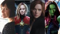 A Marvel a nemek közötti egyenlőtlenségről beszélt kép