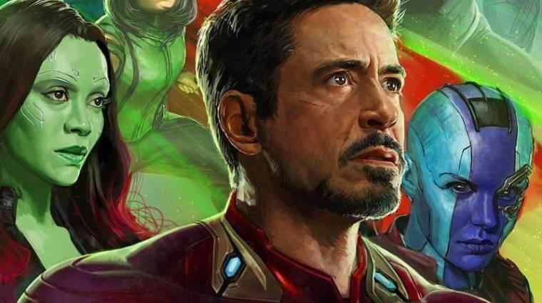Különleges videóval ünnepeljük, hogy tíz éves lett a Marvel filmes univerzuma bevezetőkép