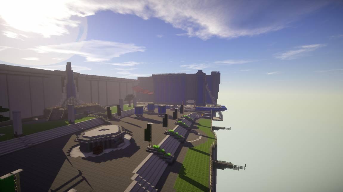 Így készül a Destiny Minecraft módra bevezetőkép