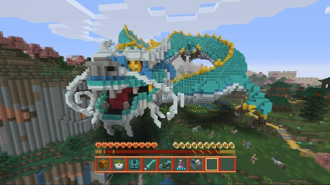 Minecraft - és Kínát felépítetted már? bevezetőkép