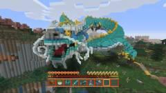 Minecraft - és Kínát felépítetted már? kép