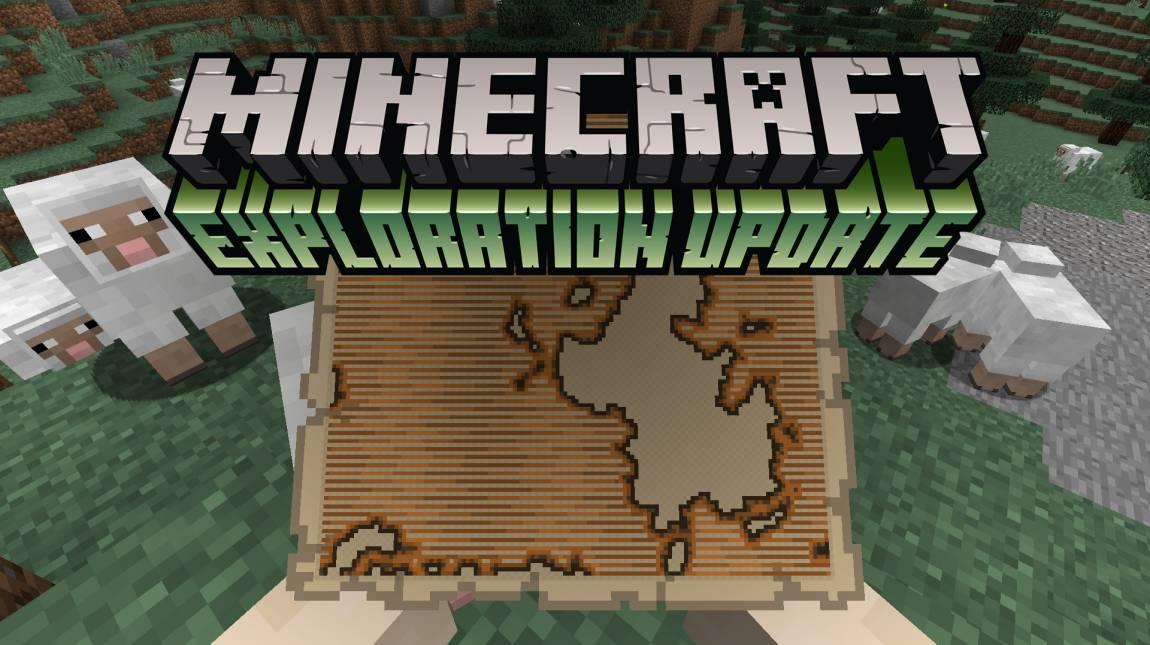Minecraft - kincsestérképek, lámák és fura falusiak az új frissítésben bevezetőkép