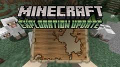 Minecraft - kincsestérképek, lámák és fura falusiak az új frissítésben kép