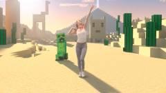 Napi büntetés: a Minecraft musical az egyik legjobb dolog a világon kép