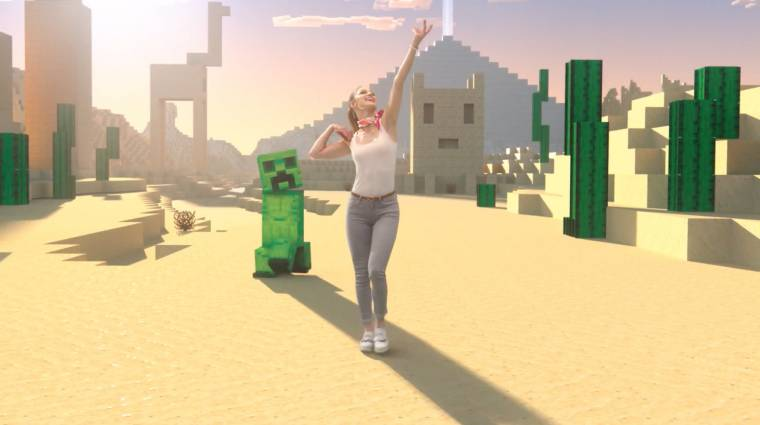 Napi büntetés: a Minecraft musical az egyik legjobb dolog a világon bevezetőkép