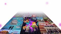 Előfizetéses opcióval bővül a Minecraft kép