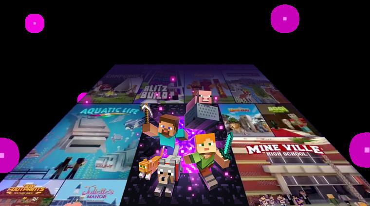 Előfizetéses opcióval bővül a Minecraft bevezetőkép
