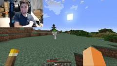 Napi büntetés: egy videós úgy játszott a Minecrafttal, hogy minden sebzés után áramot vezetett magába kép