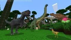 Már a Minecraftban is megépítheted a saját Jurassic Parkodat kép