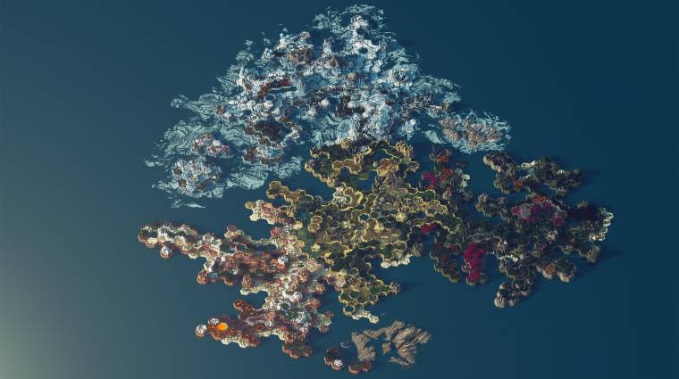 Minecraft - ez a gyönyörű térkép 400 óra alatt készült el bevezetőkép