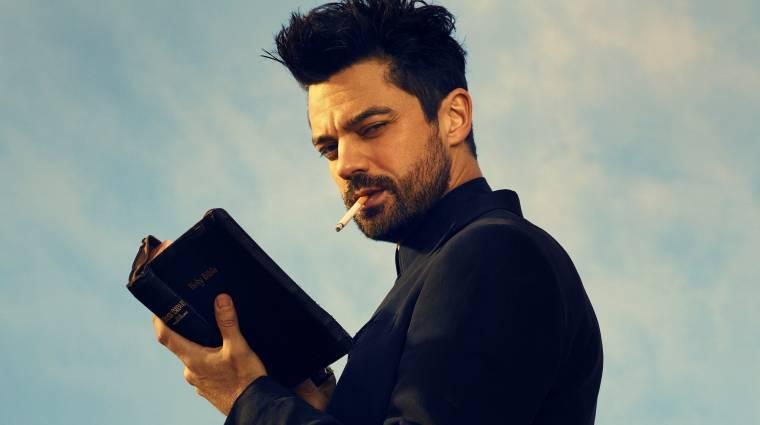 Újabb évadot kap a Preacher kép