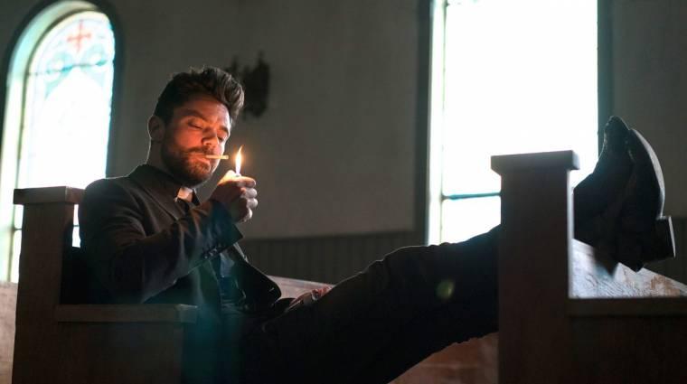 Évadkritikák: Preacher - 1-3. évad kép