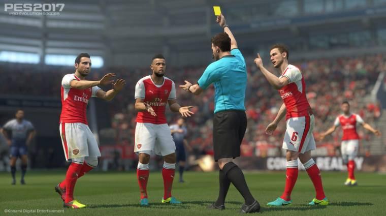 Pro Evolution Soccer 2017 megjelenés - íme a pontos dátum bevezetőkép