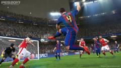 Pro Evolution Soccer 2017 - idén sem a PC-sek járnak a legjobban kép