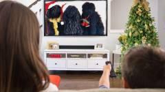 Karácsony 2017 - ezeket a filmeket lesz érdemes nézni a tévében kép