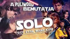 A Puliwood bemutatja - Solo: Egy Star Wars-Kvíz kép