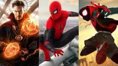 Csúszik a Pókember 3, a Doctor Strange 2 és az Irány a Pókverzum 2 is kép