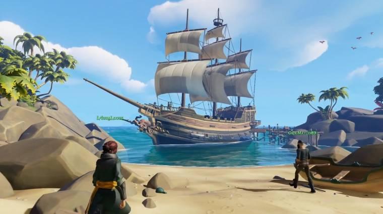 Sea of Thieves gépigény - ilyen bárka kell a tengerhez bevezetőkép