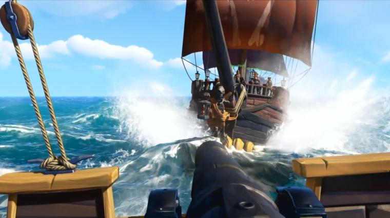 Sea of Thieves - a fejlesztők vagy a játékosok jobb kalózok? bevezetőkép