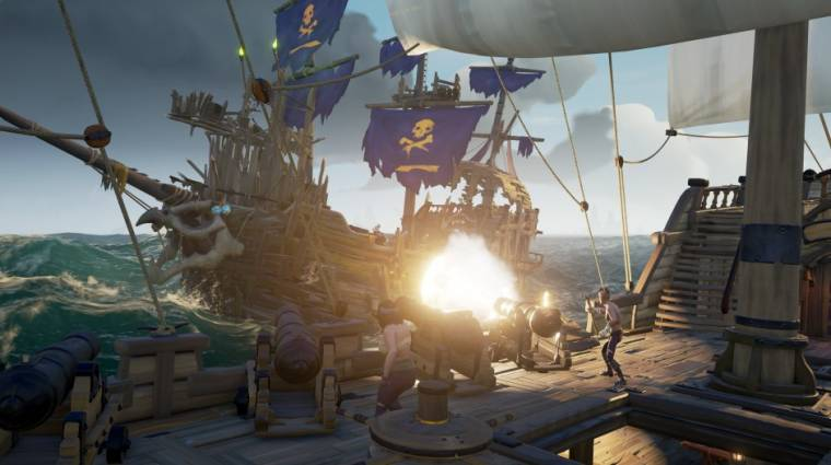 Nyár elején köt ki Steamen a Sea of Thieves, sokak kedvenc kalózos játéka bevezetőkép