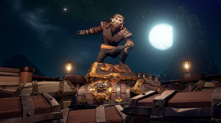 Sea of Thieves Roleplaying Game - hamarosan már az asztalunkon is kalózkodhatunk bevezetőkép