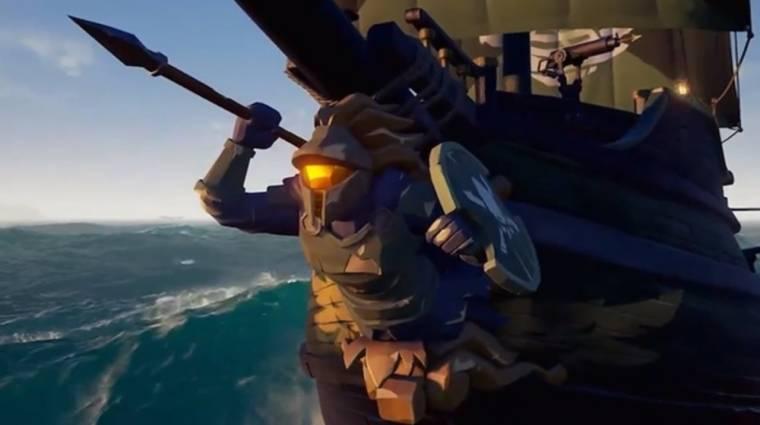 Sea of Thieves - Halo témájú kiegészítőket kap, aki a héten bejelentkezik bevezetőkép