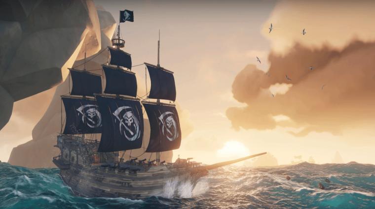 Több mint 10 millió játékosa van a Sea of Thievesnek bevezetőkép