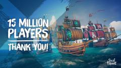 Már 15 millió játékos látogatta meg a Sea of Thieves tengereit kép