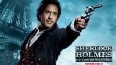 Ősztől foroghat a Sherlock Holmes 3 kép