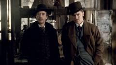 A Sherlock Holmes 3. rendezője nem valami biztatóan nyilatkozott a film állapotáról kép