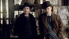 Egy évet csúszik a Sherlock Holmes 3. bemutatója kép
