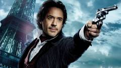 Robert Downey Jr. a Marveléhez hasonló moziverzumot építene Sherlock Holmes köré kép